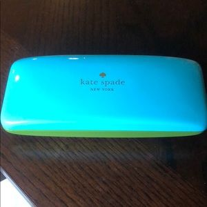 Kate Spade Eye Glass Case